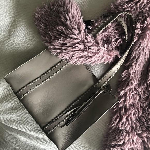 Jacket & purse combo